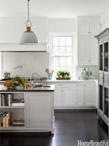 HouseBeautiful Magazine June 2012 Kitchen of the Month